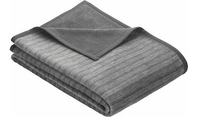 IBENA Wohndecke »Fano«, mit Streifen versehen kaufen