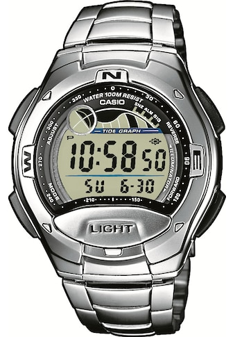 Casio Collection Chronograph »W-753D-1AVES« kaufen