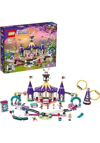 LEGO® Konstruktionsspielsteine »Magische Jahrmarktachterbahn (41685), LEGO® Friends«,... kaufen