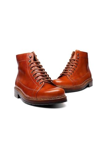 Heinrich Dinkelacker Stiefelette »Rio Plain TC«, Wahre Schuhmacherkunst aus Budapest kaufen
