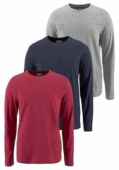 Langarmshirts für Herren im BAUR Online Shop günstig kaufen