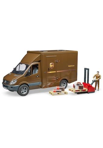 Bruder® Spielzeug-LKW »Mercedes Benz Sprinter UPS«, Made in Germany kaufen