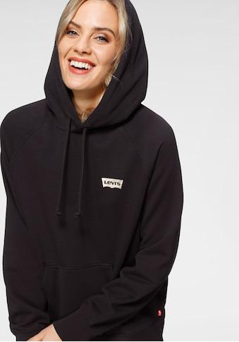 Levi's® Hoodie »Sport Hoodie 2.0«, mit kleinem Batwing-Logo kaufen
