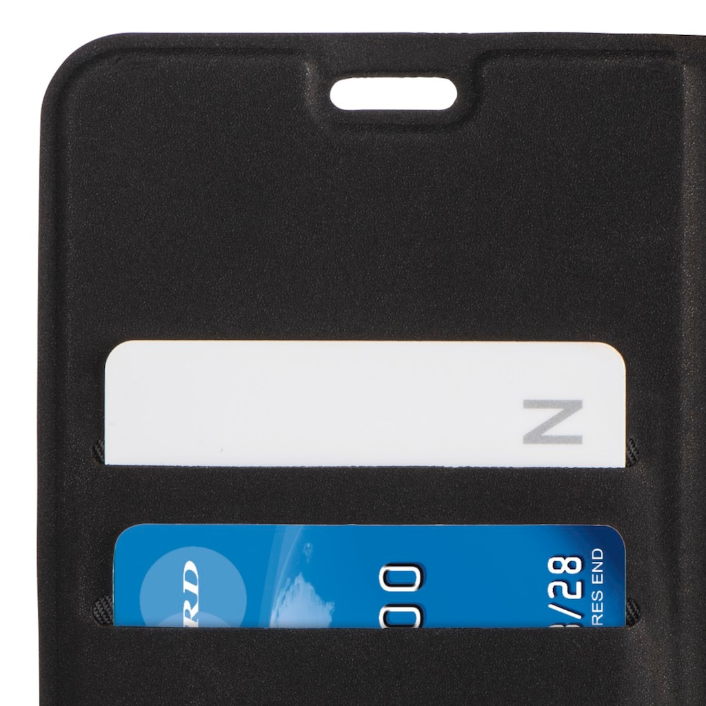 Hama Booklet, Hülle, Tasche für Apple iPhone SE 2020, Schwarz