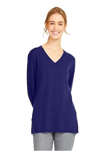 include V - Ausschnitt - Pullover »aus 100% PREMIUM Kaschmir« kaufen