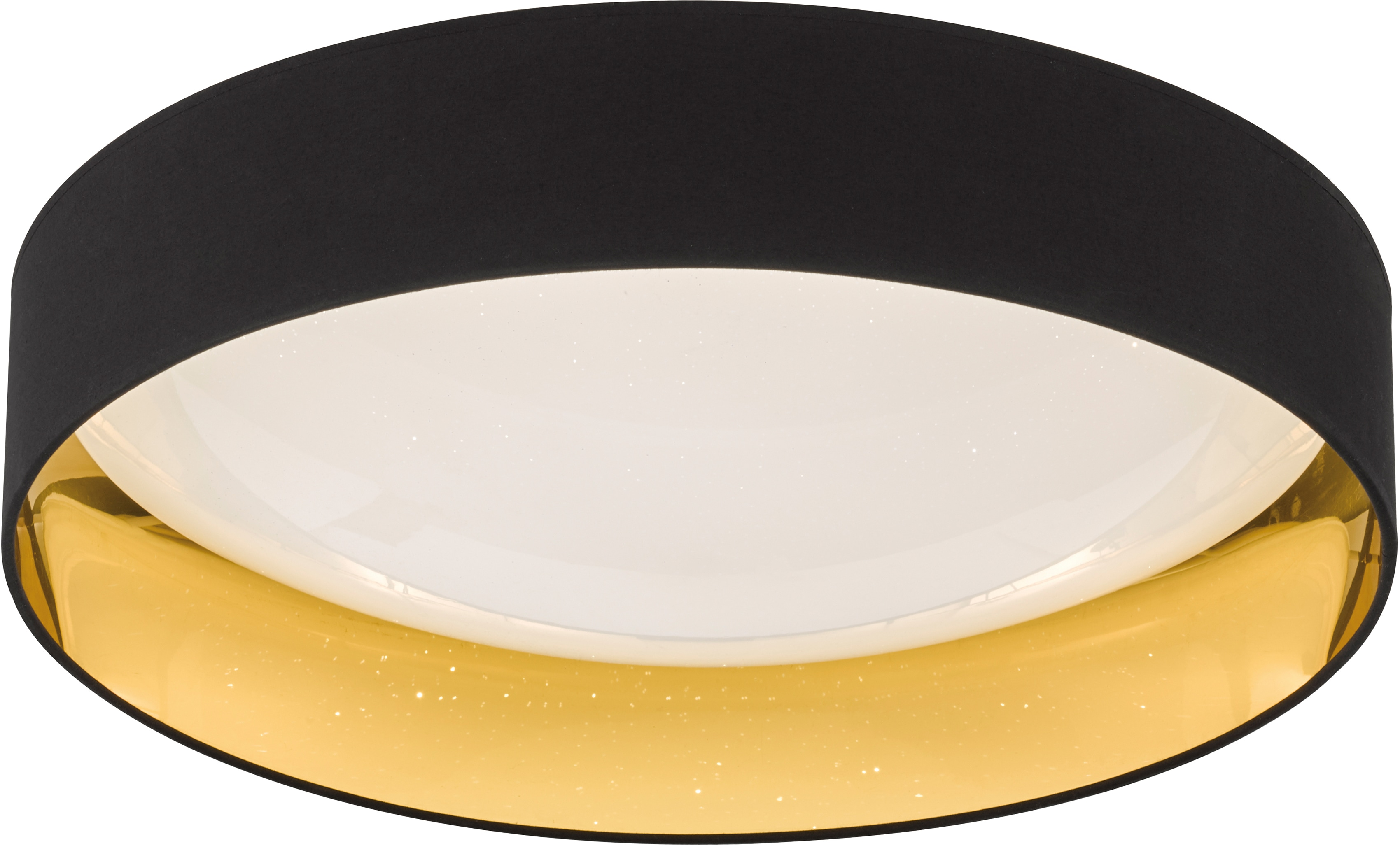 FISCHER & HONSEL LED Deckenleuchte Sete, LED-Modul, Warmweiß