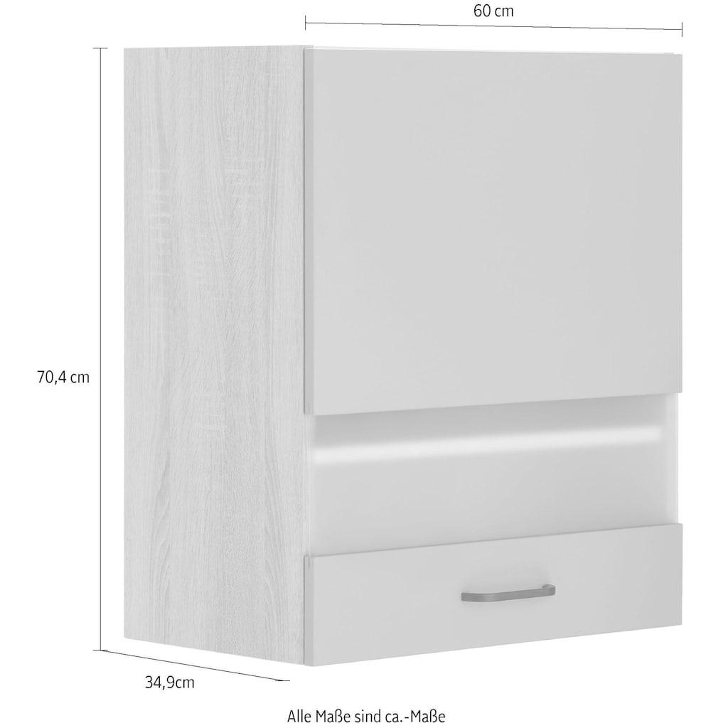 OPTIFIT Glashängeschrank »Elga«, mit Soft-Close-Funktion und Metallgriff, Breite 60 cm