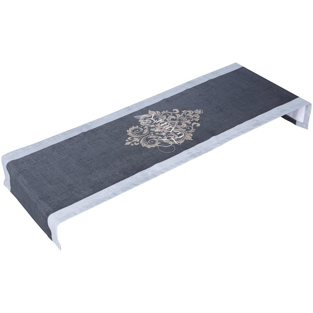 GO-DE Tischläufer, (1 St.), vielseitig verwendbar