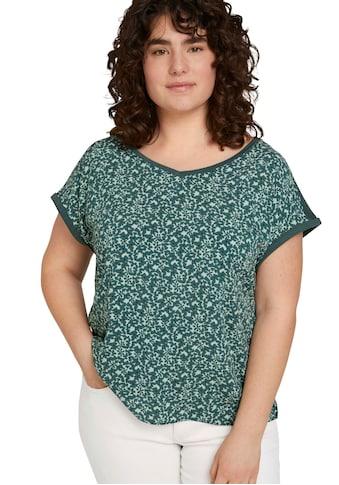 TOM TAILOR MY TRUE ME Blusenshirt, mit Blumenprint kaufen