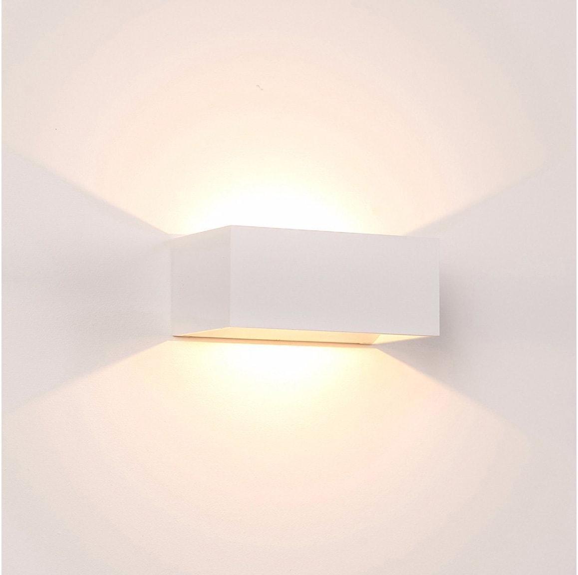 Havit Lighting LED Außen-Wandleuchte MIA, 1 St., Warmweiß