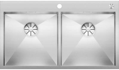 Blanco Küchenspüle »ZEROX 400/400-IF/A« kaufen