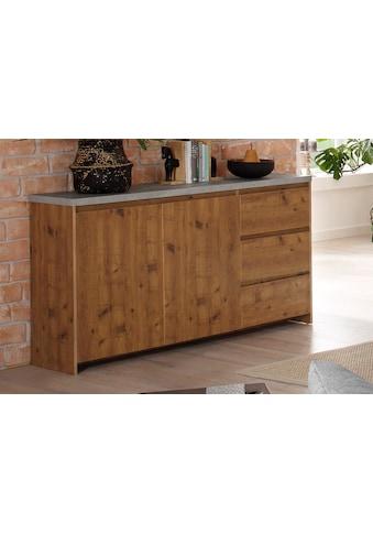 Home affaire Sideboard »Maribo«, im modernen Landhaus-Stil, mit schöner... kaufen