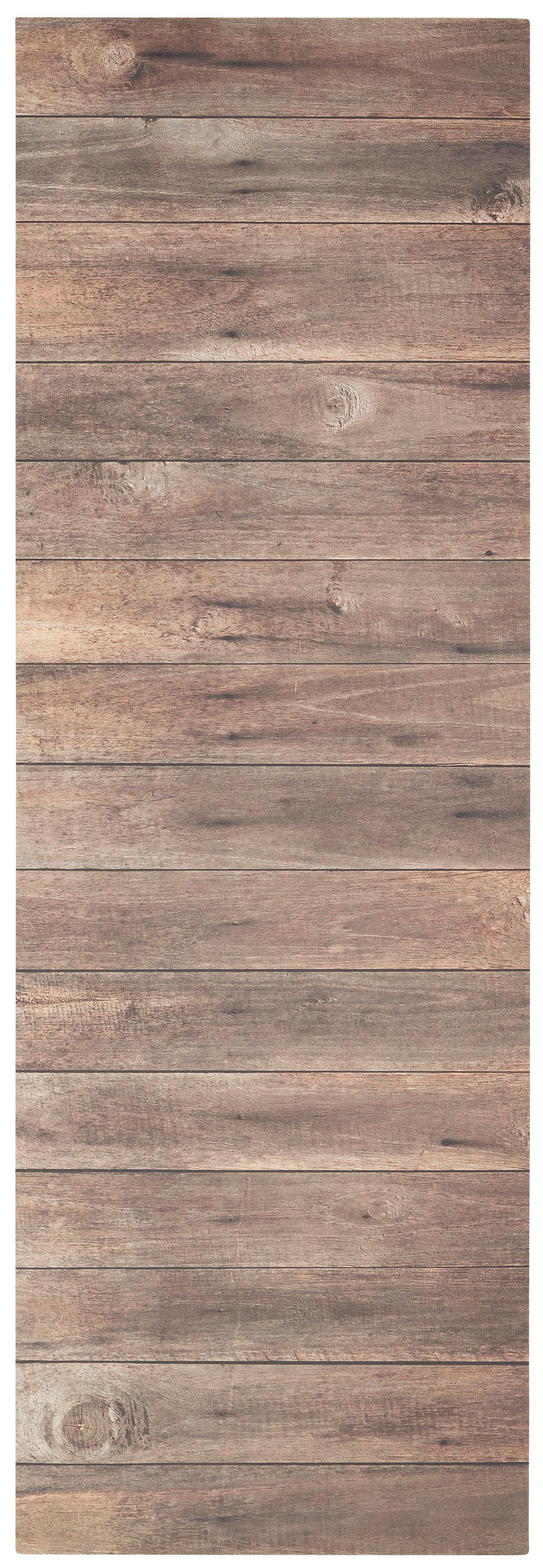 Läufer Holz my home rechteckig Höhe 2 mm gedruckt