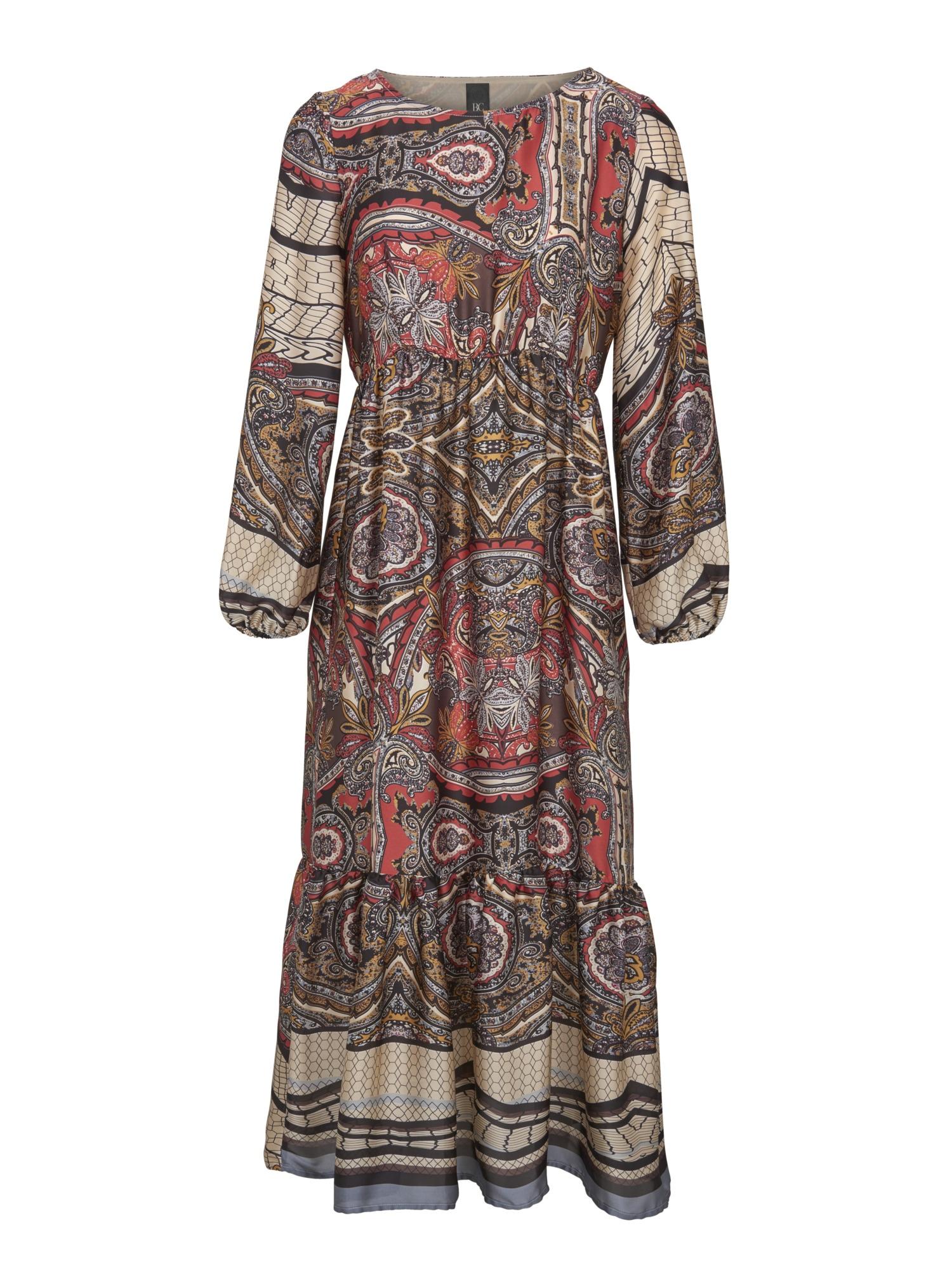 heine CASUAL Kleid gemustert
