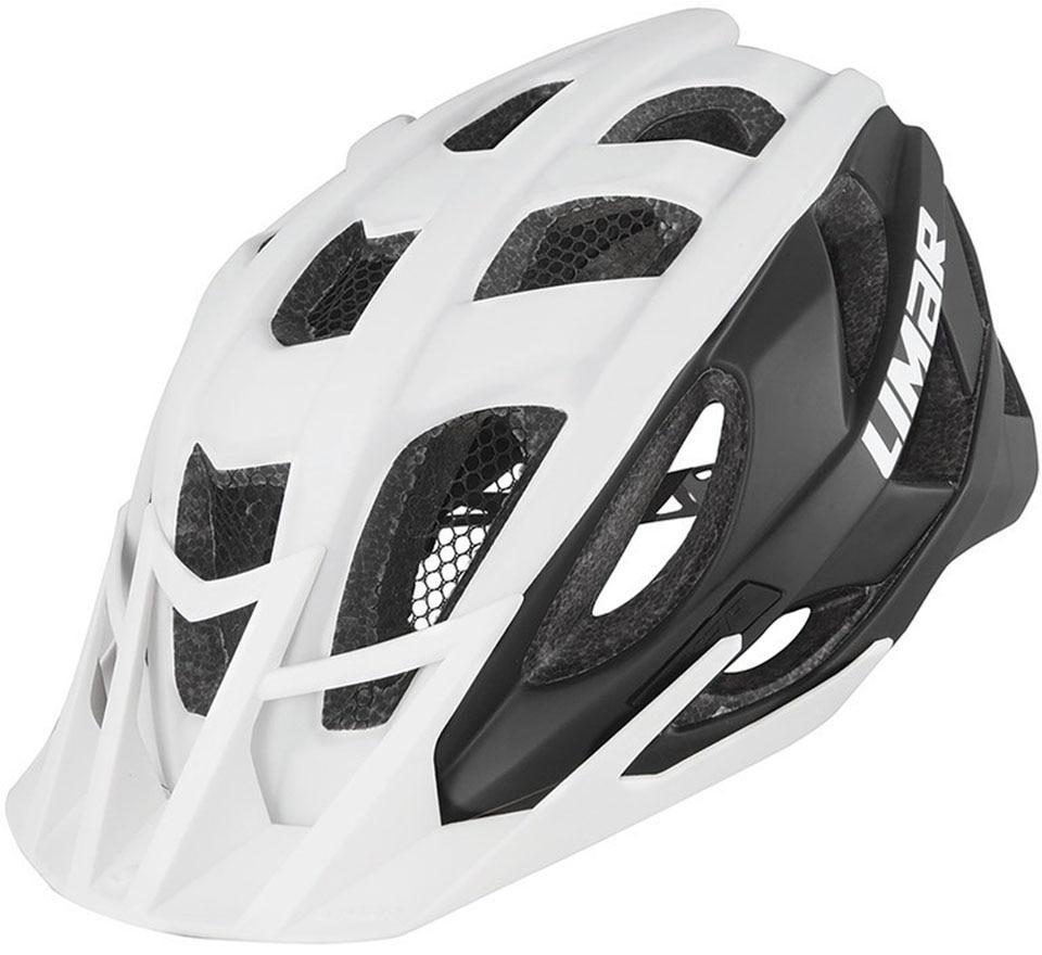 LIMAR Fahrradhelm 888 weiß Rad-Ausrüstung Radsport Sportarten