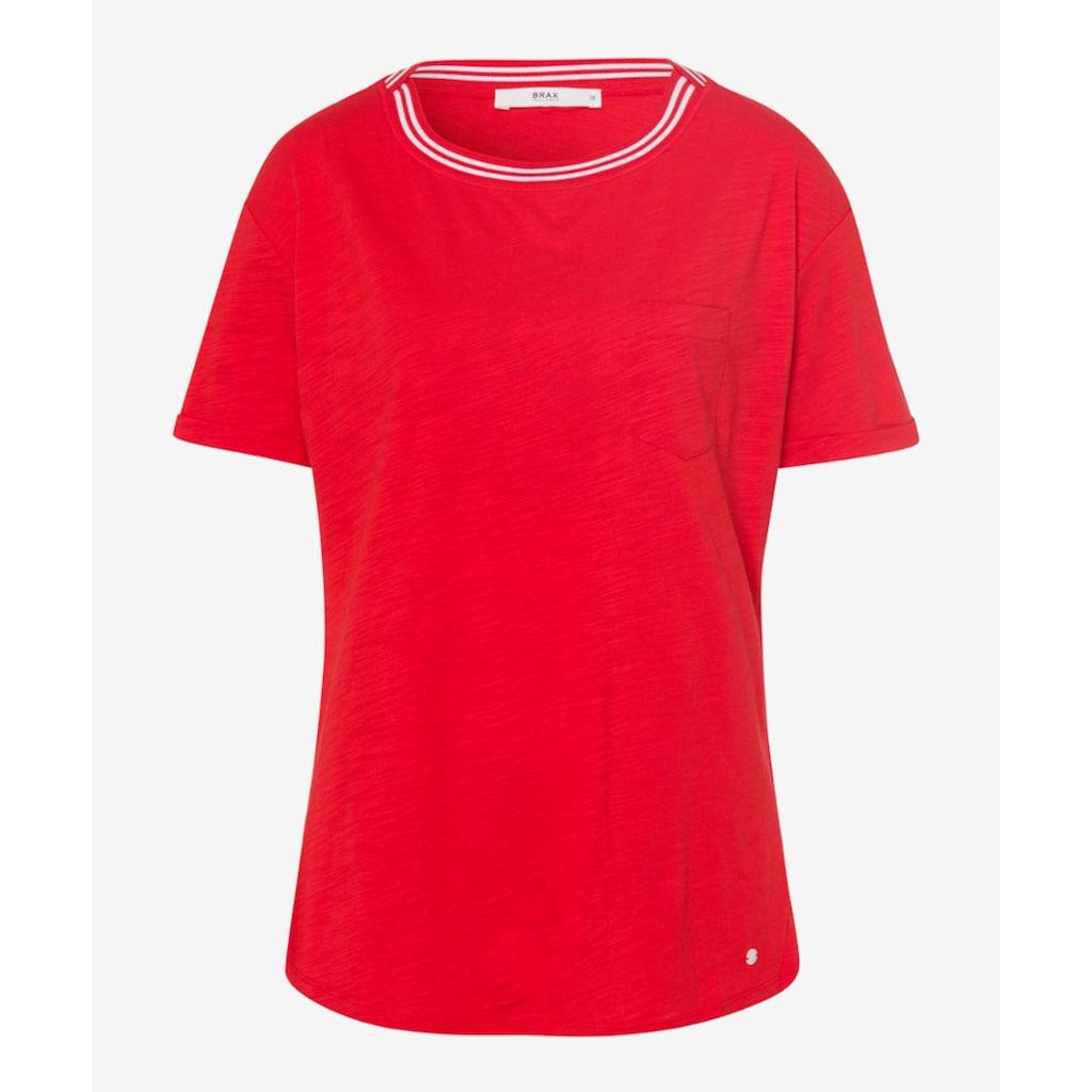 Brax Kurzarmshirt »Style Camille«