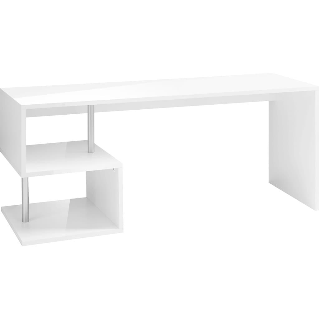 Tecnos Schreibtisch »Esse«, Breite 180 cm