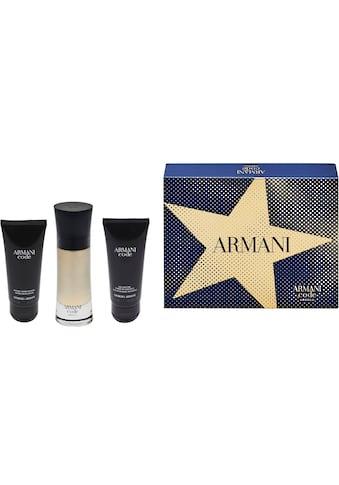 "Giorgio Armani Duft - Set ""Code Absolu"", 3 - tlg. kaufen"