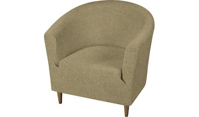 Dohle&Menk Sesselhusse »Teide«, monoelastische Stretchware mit hohem Baumwollanteil kaufen