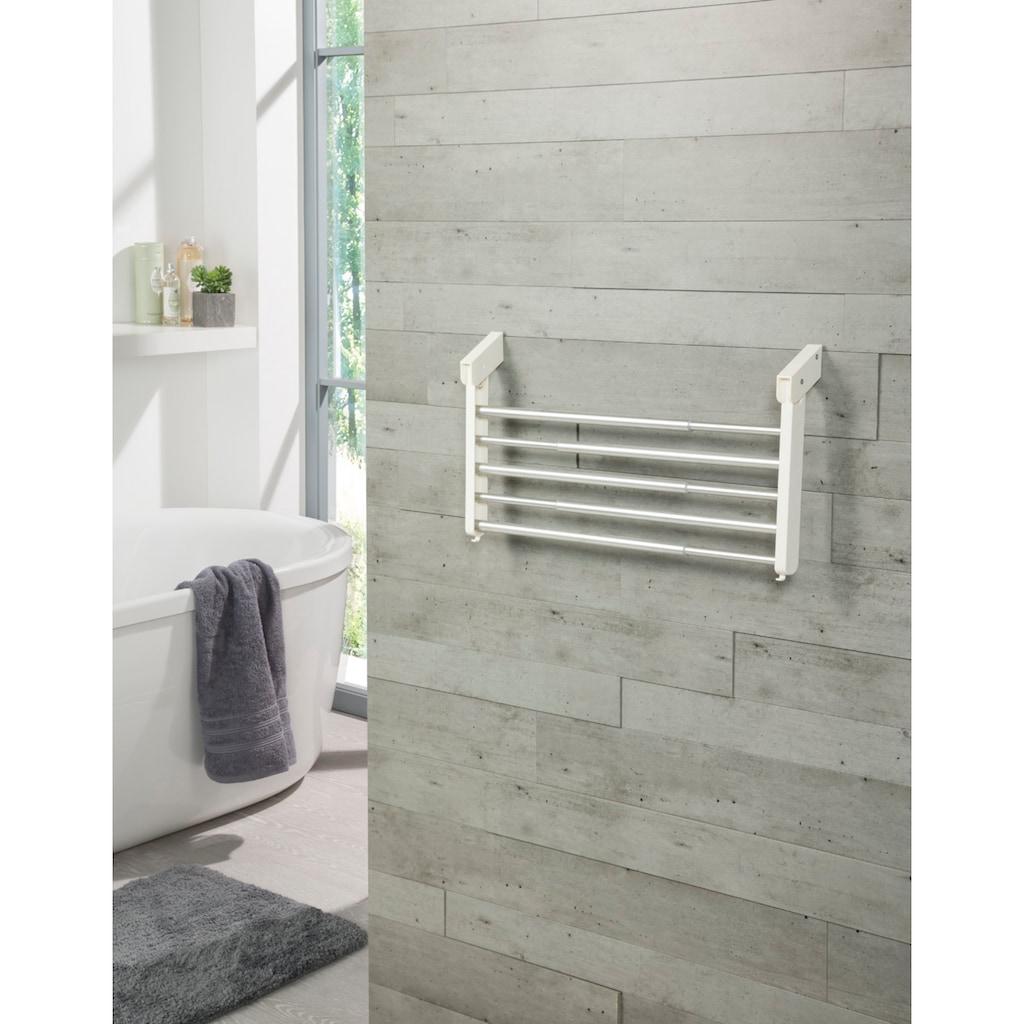 Ruco Heizungswäschetrockner, Aluminium/Kunststoff, verstellbar in der Breite