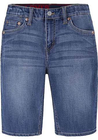 Levi's Kidswear Jeansbermudas »LVB LW PERFORMENCE SHORT« kaufen