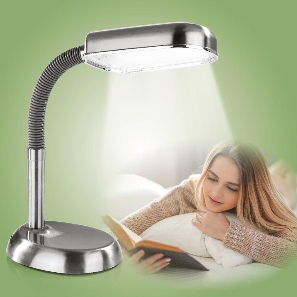 EASYmaxx LED Tischleuchte, LED-Board, Tageslichtweiß, Daylight Tageslichtleuchte