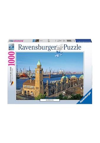 """Ravensburger Puzzle """"Hamburg"""" kaufen"""