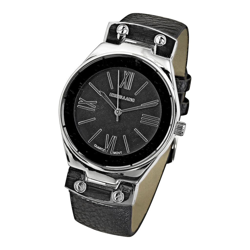 Armbanduhr in aufwendiger Form