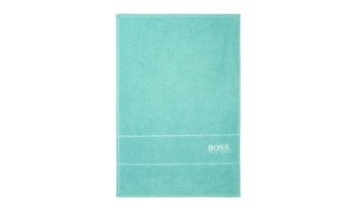 Hugo Boss Home Gästehandtuch »PLAIN 2-tlg.«, (2 St.), 40 x 60 cm kaufen