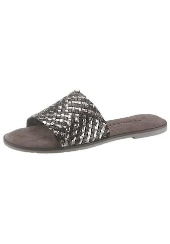 Tamaris Pantolette »Crusy« kaufen
