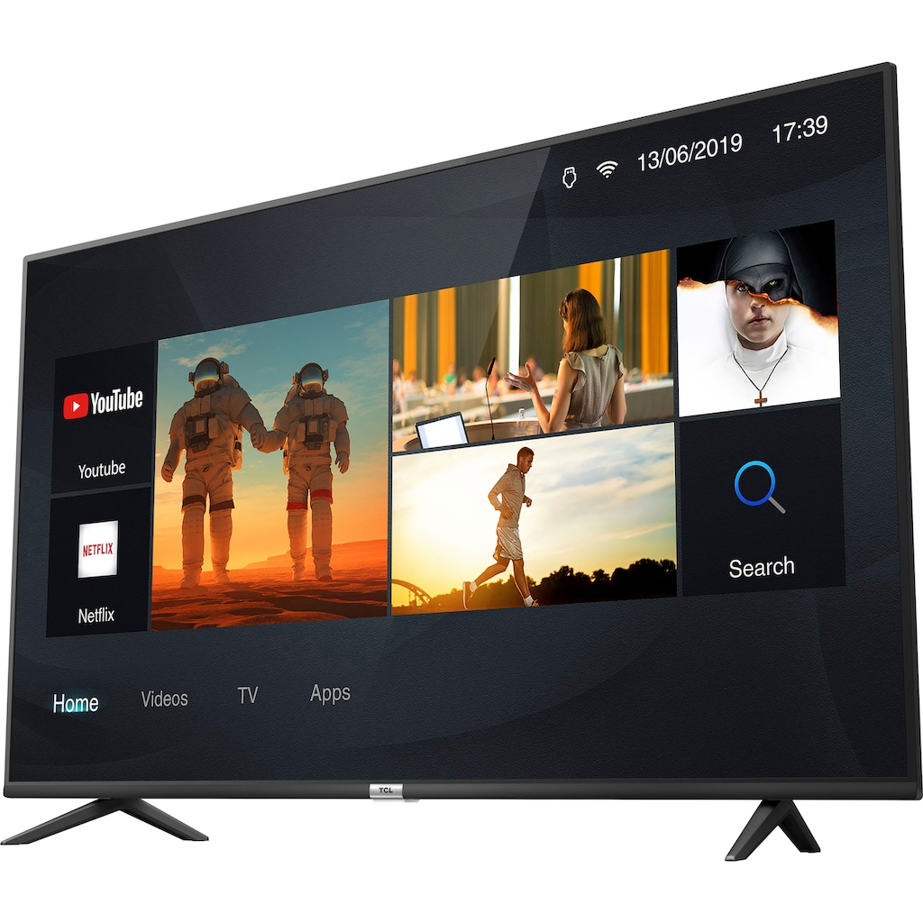 "TCL LED-Fernseher »50P611«, 126 cm/50 "", 4K Ultra HD, Smart-TV"