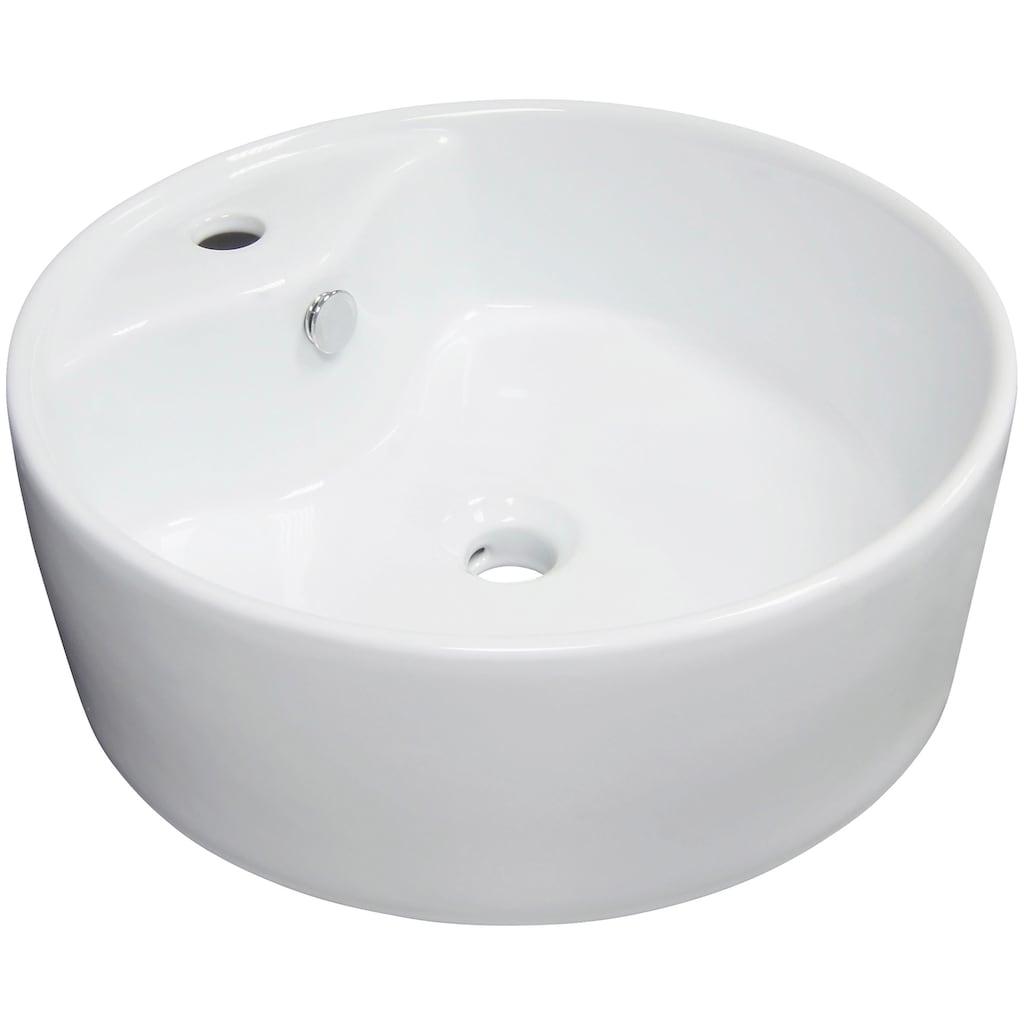 CORNAT Aufsatzwaschbecken »Tomar«, Breite 45 cm