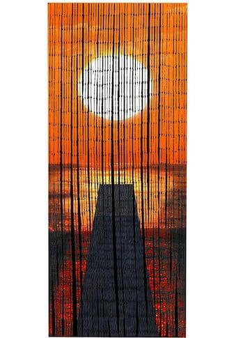 WENKO Türvorhang »Sonnenuntergang« kaufen