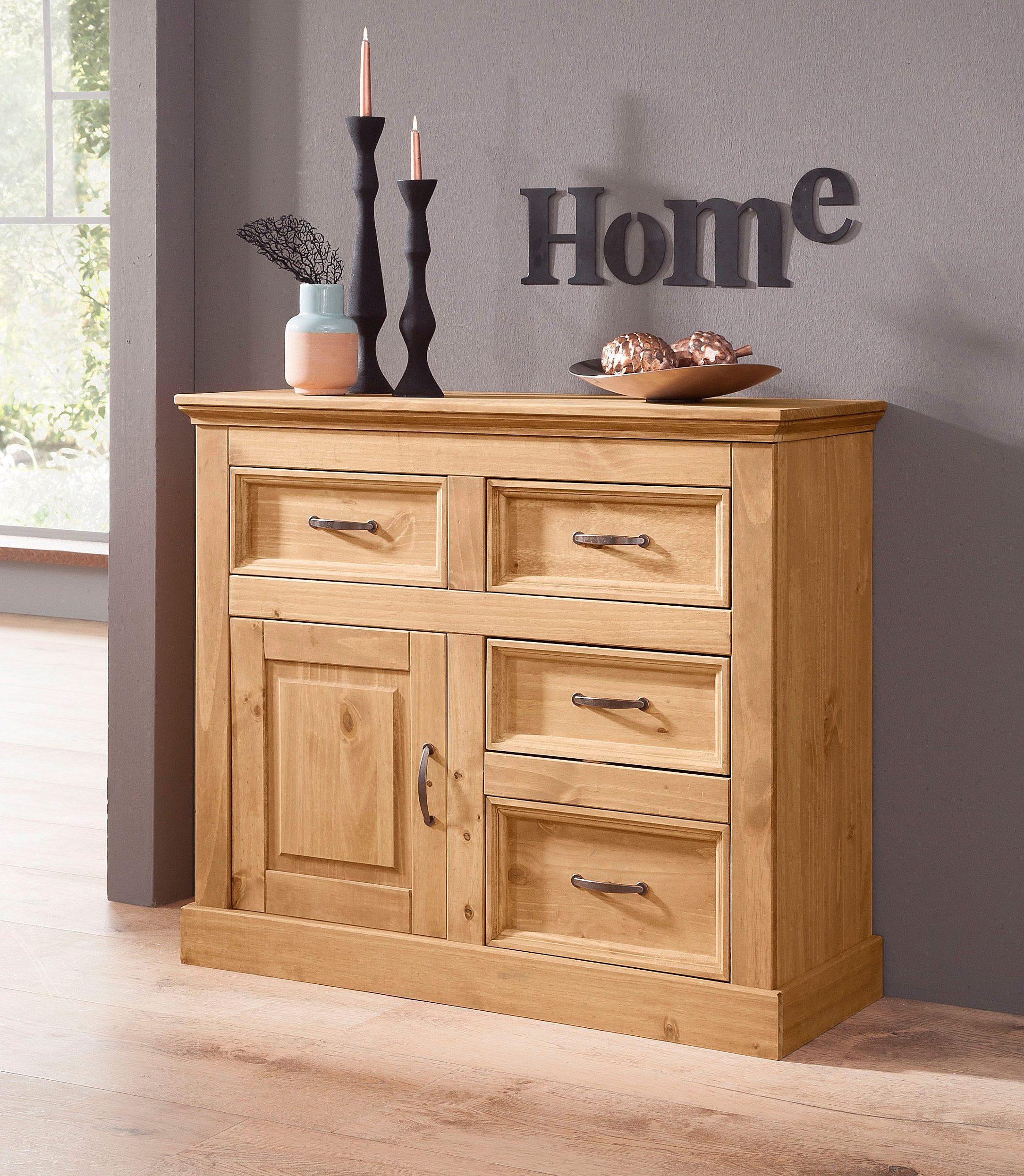 Home affaire Sideboard Selma Breite 100 cm