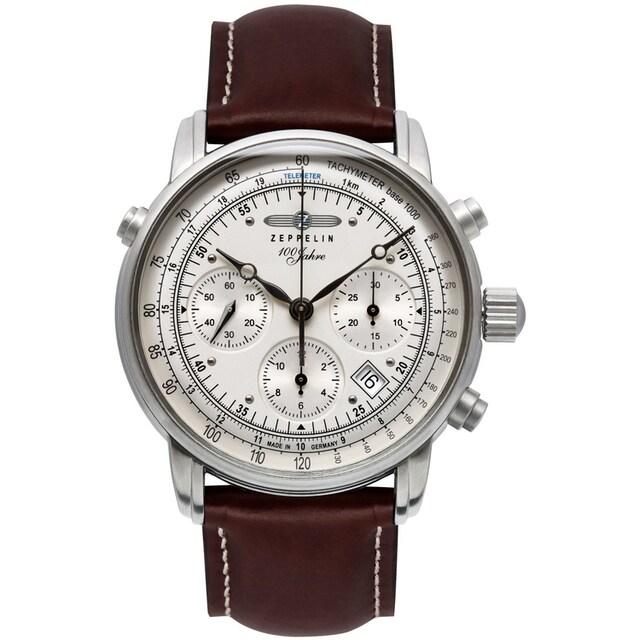 ZEPPELIN Automatikuhr »Chronometer, Glashütte, 7620-1«