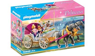 Playmobil® Konstruktions-Spielset »Romantische Pferdekutsche (70449), Princess«, ; Made in Germany kaufen