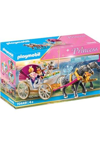 Playmobil® Konstruktions-Spielset »Romantische Pferdekutsche (70449), Princess«, ;... kaufen