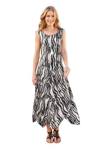 Classic Inspirationen Kleid im effektvollen Batik - Druck kaufen