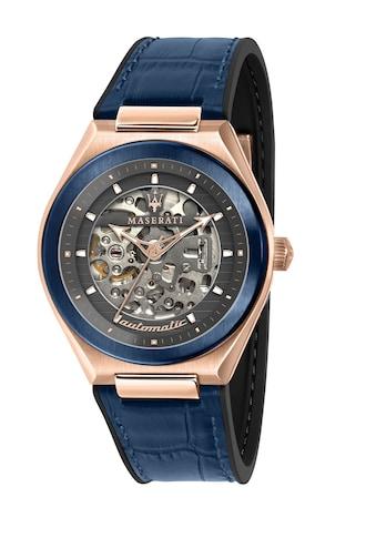 Maserati Time Automatikuhr »HAU, Triconic 40mm« kaufen