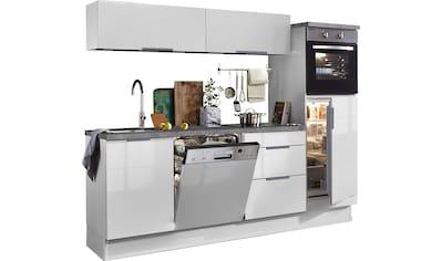 OPTIFIT Küchenzeile »Tara«, ohne E-Geräte, mit Vollauszug und Soft-Close-Funktion,... kaufen