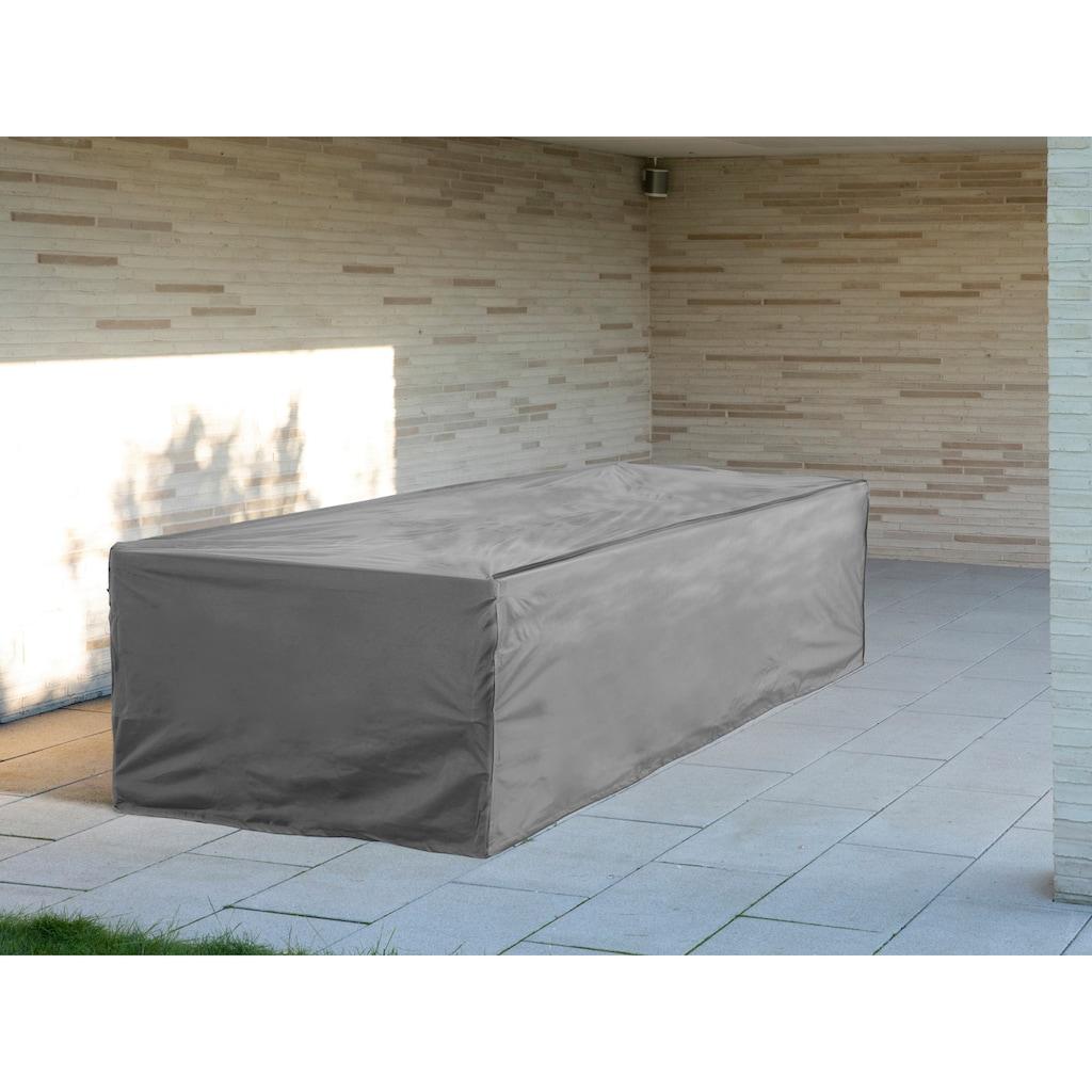 KONIFERA Gartenmöbel-Schutzhülle »Mailand«, (L/B/H) 289x215x83 cm