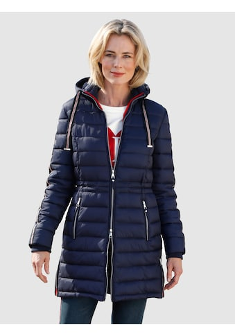 Dress In Steppjacke, mit Kapuze kaufen