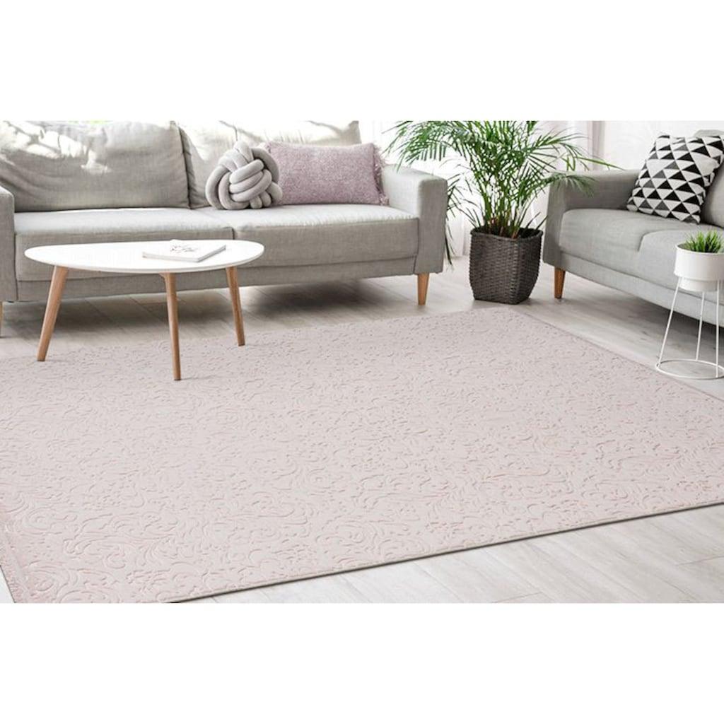 merinos Teppich »Vista 40«, rechteckig, 7 mm Höhe