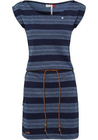 Ragwear Shirtkleid »CHEGO«, (2 tlg., mit abnehmbarem Gürtel) kaufen