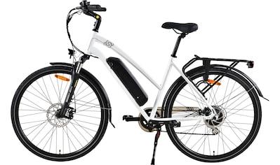 VECOCRAFT E - Bike »Vecocraft Athena«, 8 Gang Kettenschaltung, Heckmotor 250 W (6 - tlg., mit Werkzeug) kaufen
