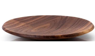 """Continenta Schale """"Walnuss"""", Holz, (1 - tlg.) kaufen"""