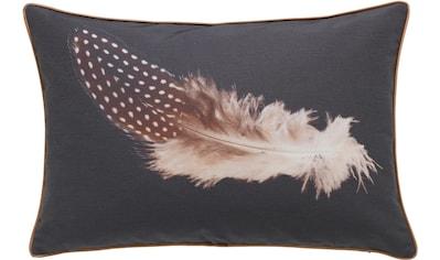Kissenhülle, »Feder«, emotion textiles kaufen