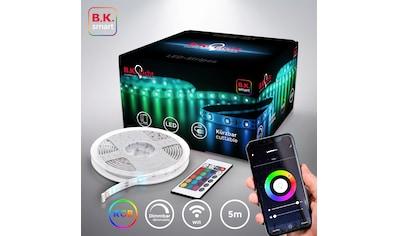 B.K.Licht LED - Streifen 150  - flammig kaufen