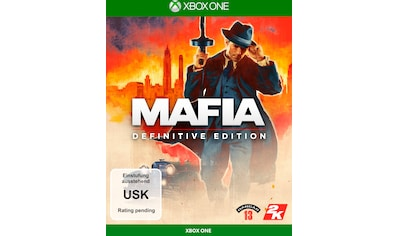 Mafia 1 Definitive Edition Xbox One kaufen