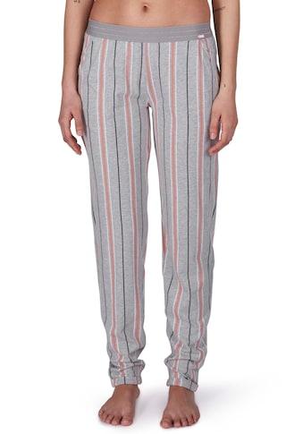 Skiny Schlafanzughose im Karo - Design »Sleep and Dream« kaufen